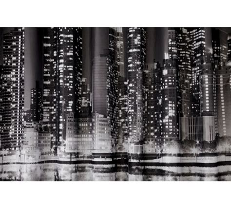 buy curtains nyc buy home new york skyline shower curtain at argos co uk