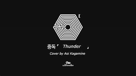 download mp3 exo m thunder exo k thunder korean ver overdose 2nd mini album