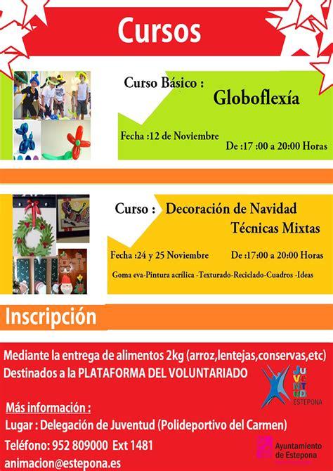 cursos de decoracion curso de globoflexia y decoracion de navidad