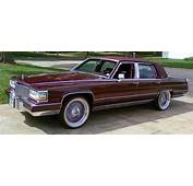 1990 Cadillac Brougham  Information And Photos ZombieDrive