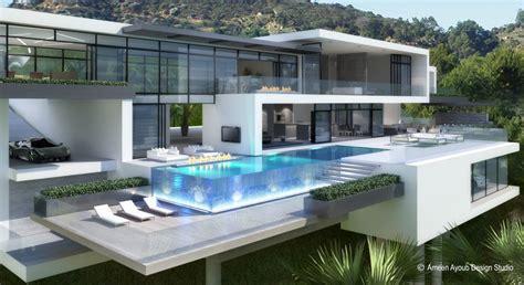 modern mansion 2251 sunset plaza dr lot 2 ameen ayoub design studio