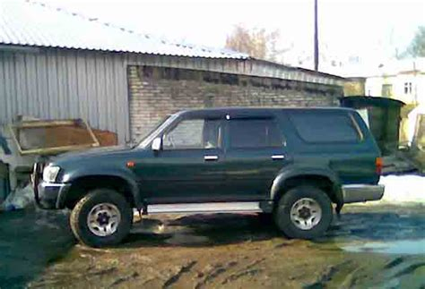 all car manuals free 2010 toyota 4runner electronic toll collection 1994 toyota 4runner pictures 3000cc gasoline manual for sale