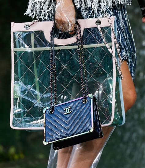 10 Best Summer Accessories By Chanel by Chanel Summer 2018 Collection Bags 5 Style