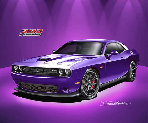 2016 dodge challenger plum crazy purple dodge is more than doubling output for 2016 dodge
