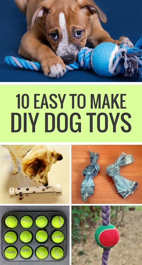how to keep dog toys from going under the couch 10 easy to make diy dog toys puppy leaks