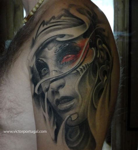 victor tattoo top victor portugal tattoos images for