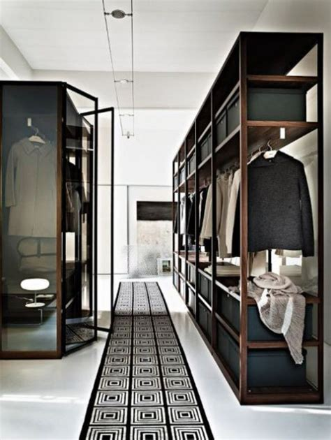 Masculine Closet by Practical And Stylish Masculine Closets Comfydwelling