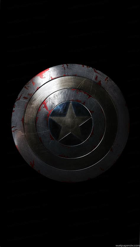 captain america hd wallpaper for iphone 6 captain america avengers hero sheild small dark iphone 6