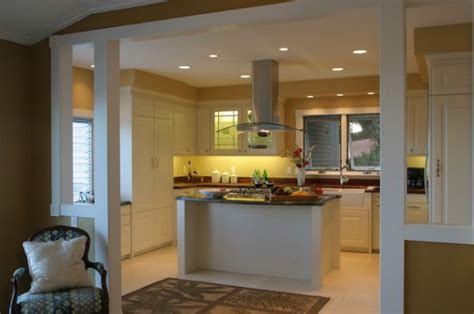 kitchen island hoods how a beautiful kitchen island hood can change the decor