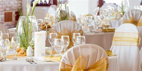 Deko Goldene Hochzeit by Deko Ideen F 252 R Die Goldene Hochzeit Hochzeitsportal24