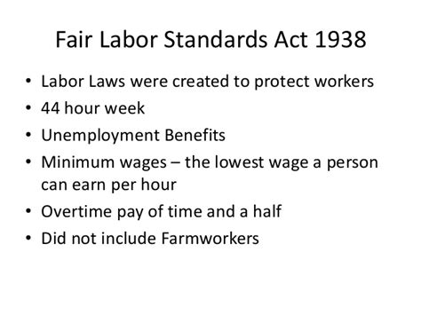 flsa section 13 section 13 a 1 of the fair labor standards act 28 images