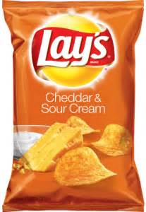 lay s 174 cheddar amp sour cream flavored potato chips
