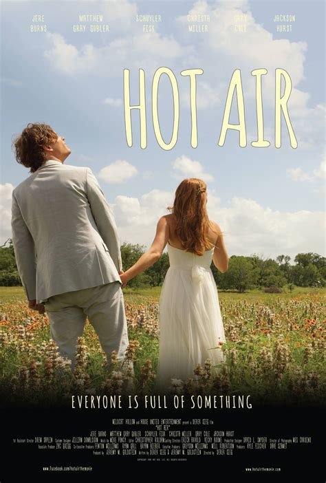 film hot air official poster pics for matthew gray gubler s movie quot hot