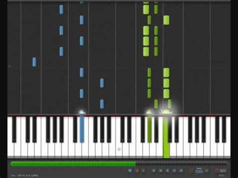 tutorial piano primavera ludovico einaudi primavera synthesia piano tutorial