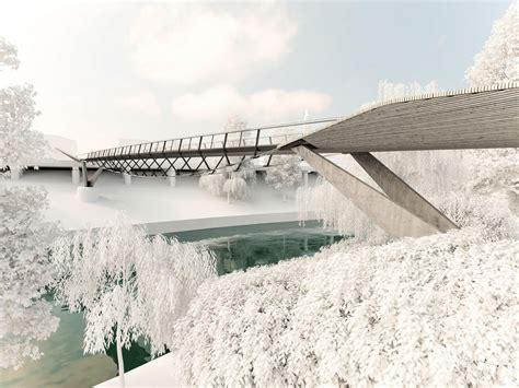 design competition bridge bridge for salford design competition e architect