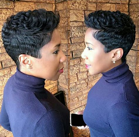 black hairstyles on facebook 665 best images about pixie cuts and short hairstyles on