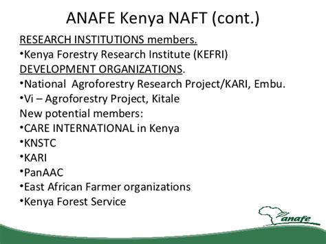 anafe kenya p2 3 building regional and national community learning