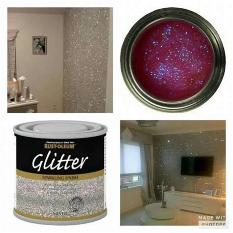 1000 Ideas About Glitter Paint On Glitter