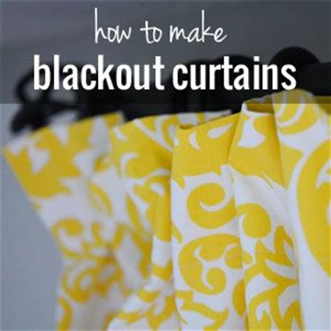 how to sew blackout curtains how to make blackout curtains tutorial step by step