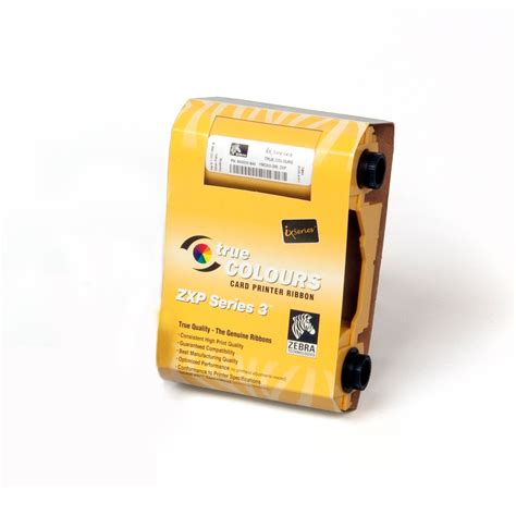 Ribbon Black Printer Zebra Zxp3 Ribbon Zxp3 Part Number 800033 801 zebra zxp3 silver ribbon 800033 807 essentra security id