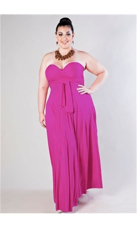 Anastasya Maxy Pink 663 best images on plus size and