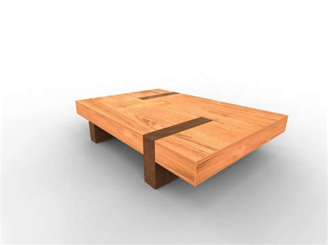Simple Coffee Table Simple Coffee Table
