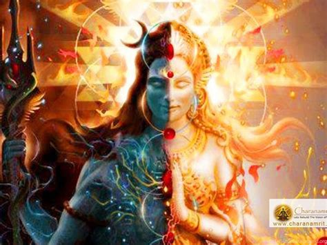 lord shiva  ardhanareeswara beautiful hd wallpapers