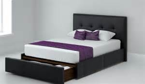 Bensons For Beds Headboards by Rialto Faux Leather Bed Frame Bensons For Beds