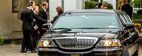 corporate limousine car service for ceo in new york city