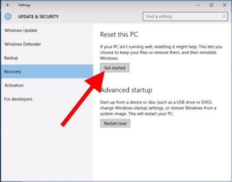 windows keeps resetting how to reset windows 10 pc to factory settings