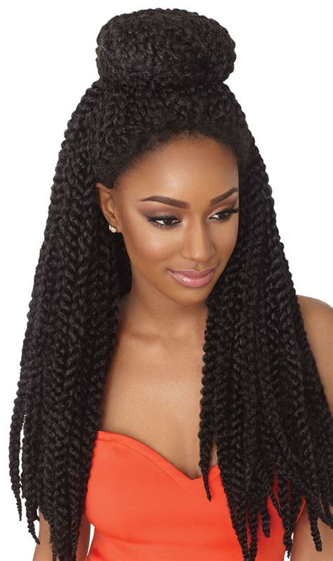 24in hair outre x pressions crochet 3d braid 24 inch