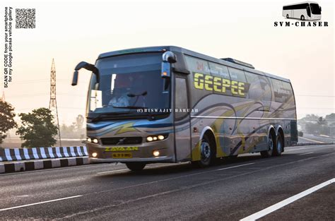 Volvo B9r Multi Axle Semi Sleeper Price In India by Gee B9r Multiaxle Volvo Sleeper Biswajit Svm Chaser