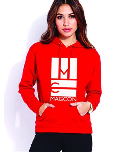 Hoodie Magcon Jidnie Clothing magcon logo hoodie magcontour