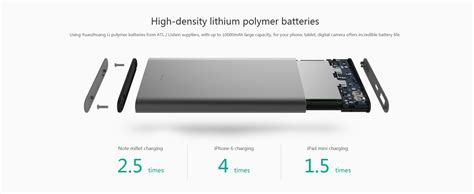 Power Bank Xiaomi Di Lazada xiaomi power bank pro 10000mah usb type c gray lazada indonesia