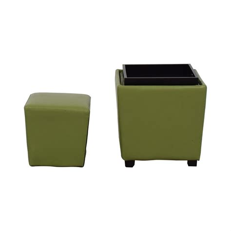 home goods storage ottoman 90 homegoods homegoods lime green storage ottoman