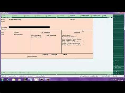 youtube tally tutorial tally erp9 tutorial in 10 simple steps in english youtube