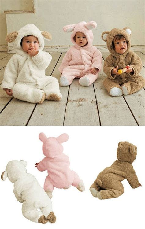Warm Sleepers For Babies ultra soft and warm hooded animal sleeper www