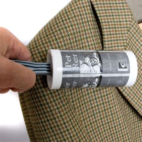 remove fur  clothes  lint roller caraselle direct