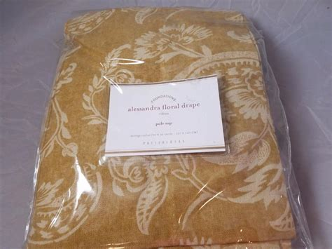 pottery barn drapes sale pottery barn alessandra drapes for sale classifieds