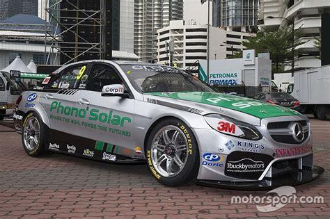 Fresh livery for Davison V8 in Malaysia