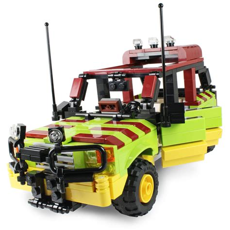 jurassic park car lego lego jurassic park car pictures to pin on