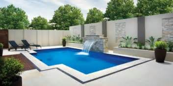 Small Backyard Makeover Pool Design Ideas Get Inspired By Photos Of Pools From