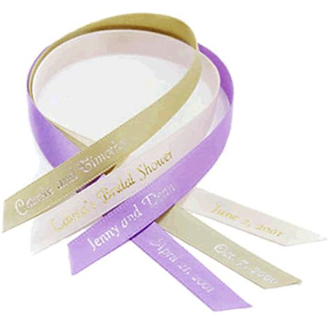 wedding ribbon personalized satin ribbons grenada wedding west indies