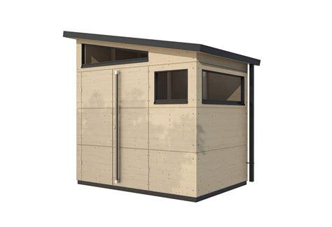 gartana gartenhaus kleines design gartenhaus pultdach s gartana