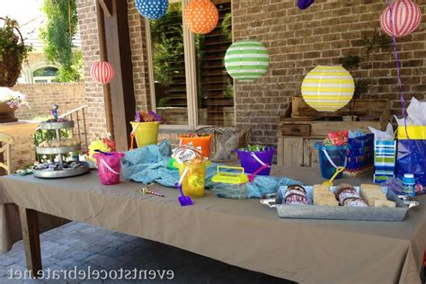 Long Island Soup Kitchen Volunteer 100 party table ideas 10 cool party table