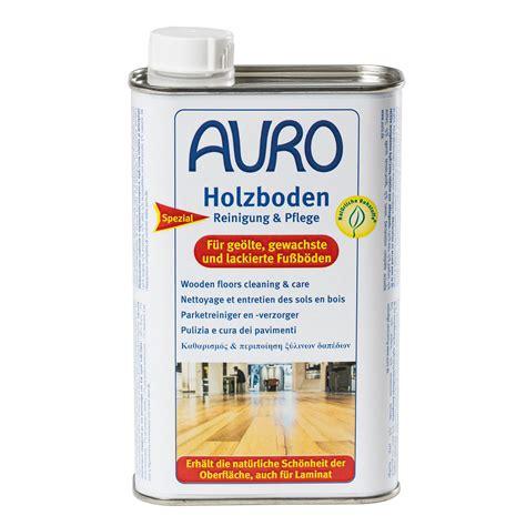 holzboden pflegen auro holzboden reinigung pflege 500 ml