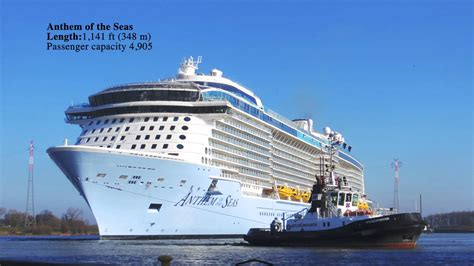 largest ship in the world top 10 biggest cruise ships in the world fitbudha com
