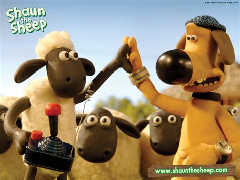 from shaun the sheep shaun the sheep images shaun n friends hd wallpaper and background photos 8961124