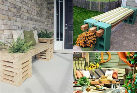 Fabriquer Meubles Jardin Avec Des Palettes