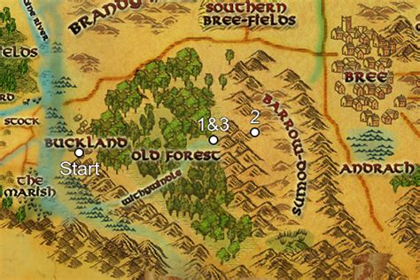 lotro old forest map landroval haunted derby horse race sat nov 16 at 2